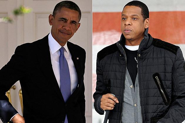 Barack Obama Jay-Z