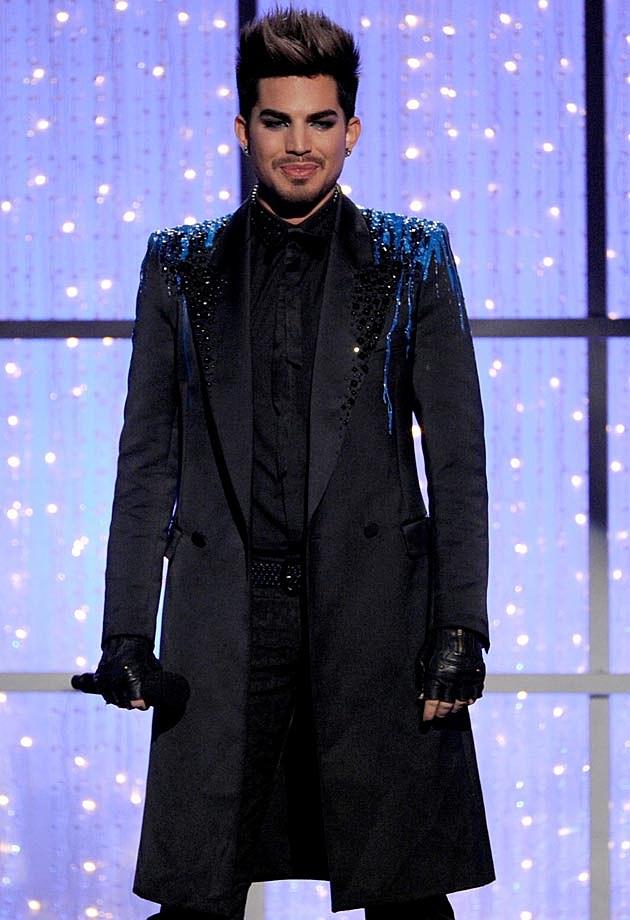 Adam Lambert Black Divas