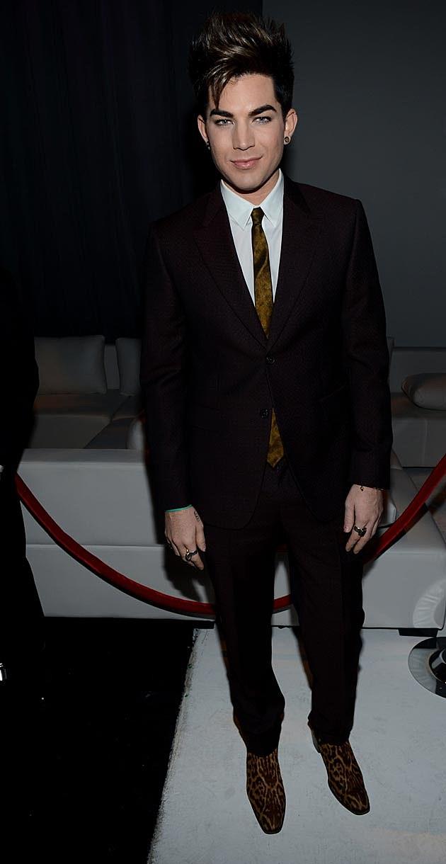 Adam Lambert Style Bre...