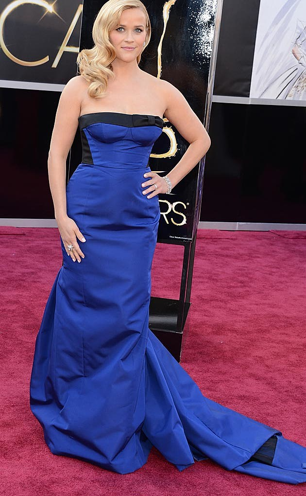 Reese Witherspoon 2013 Oscars Louis Vuitton