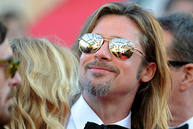 Brad Pitt made his employees very happy with $75,500 in bonus gifts.