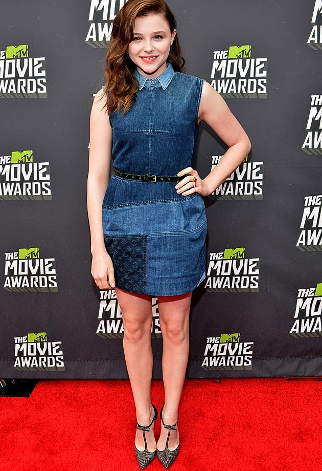 Chloe Grace Moretz 2013 MTV Movie Awards