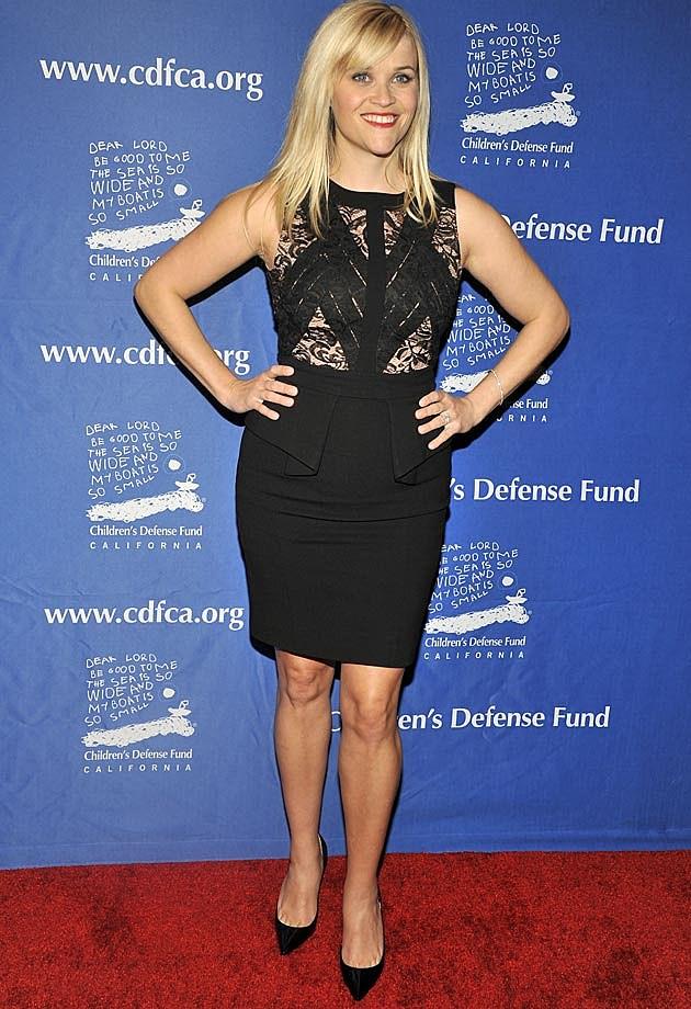 Reese Witherspoon Elie Saab LBD