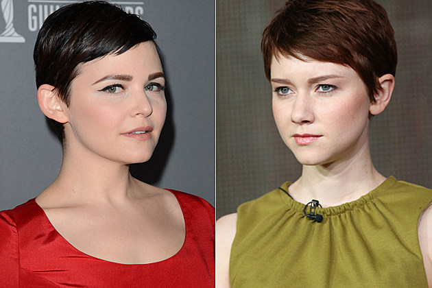 Ginnifer Goodwin Valorie Curry