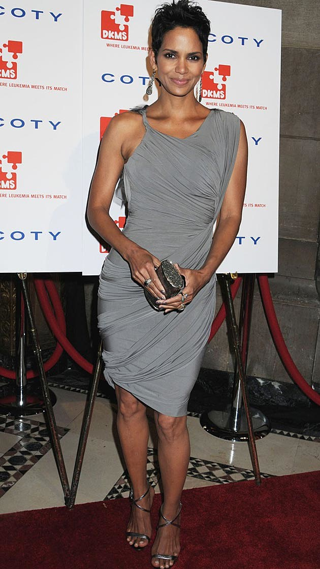 Halle Berry Grey 2010