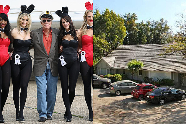 Hugh Hefner Crib