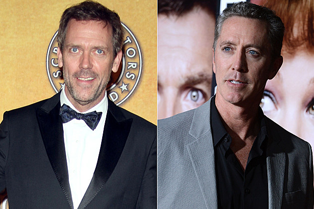 Hugh Laurie Michael McDonald