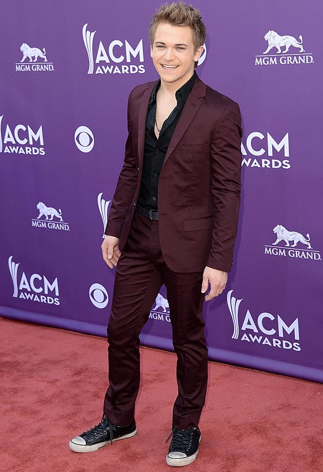 Hunter Hayes 2013 ACMs