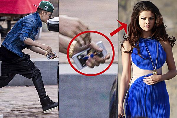 Selena Gomez + Justin ...