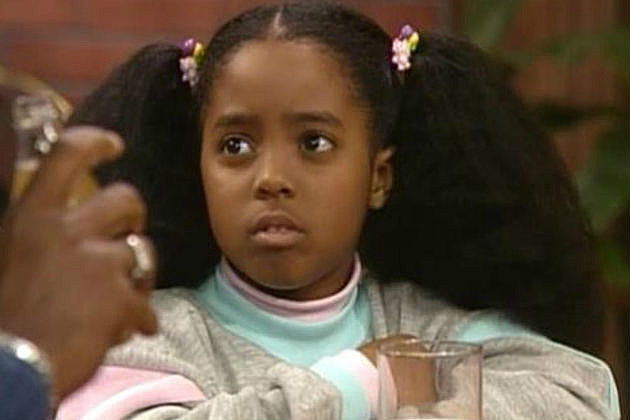 Keshia Knight Pulliam The Cosby Show