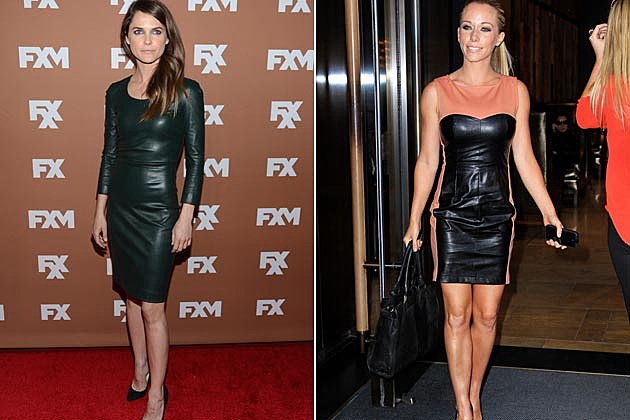 Keri Russell The Row Kendra Wilkinson Leather