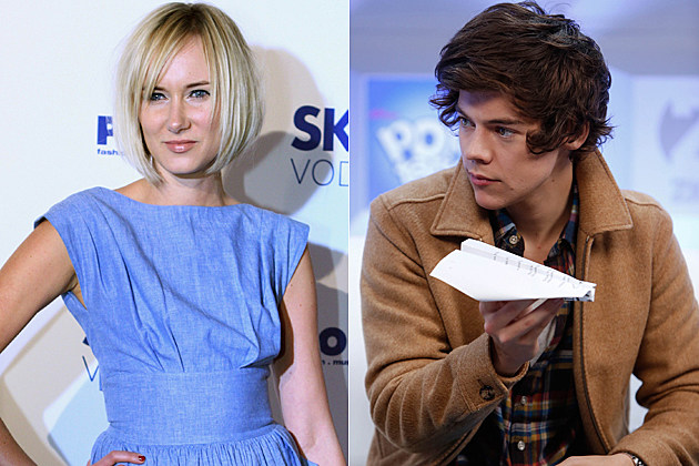 Kimberly Stewart Harry Styles