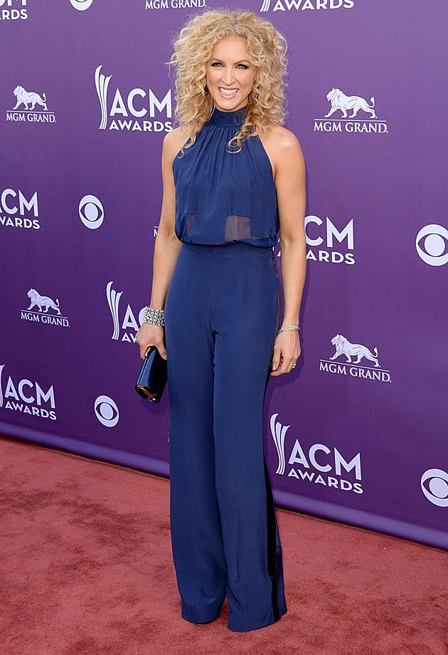 Kimberly Schlapman Little Big Town 2013 ACMs
