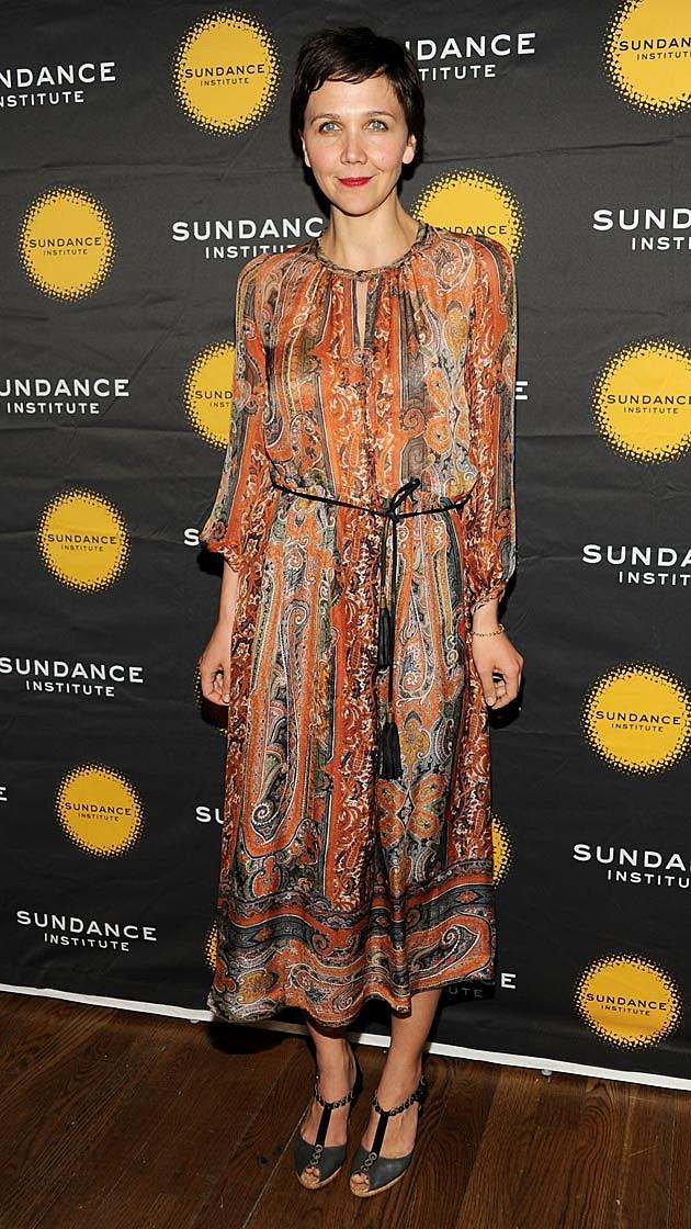 Maggie Gyllenhaal Isabel Marant