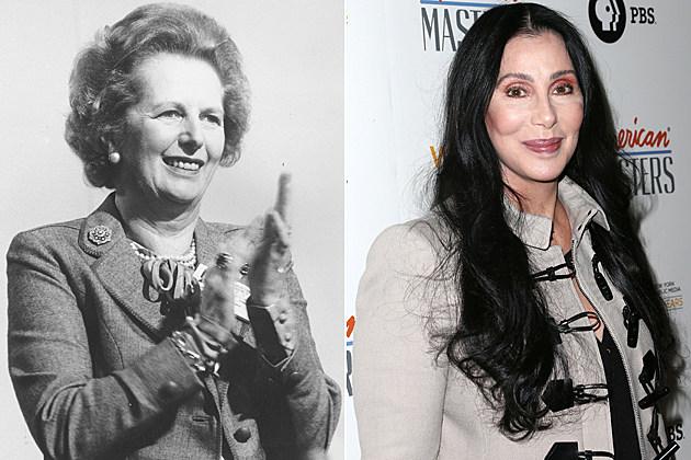 Margaret Thatcher Cher
