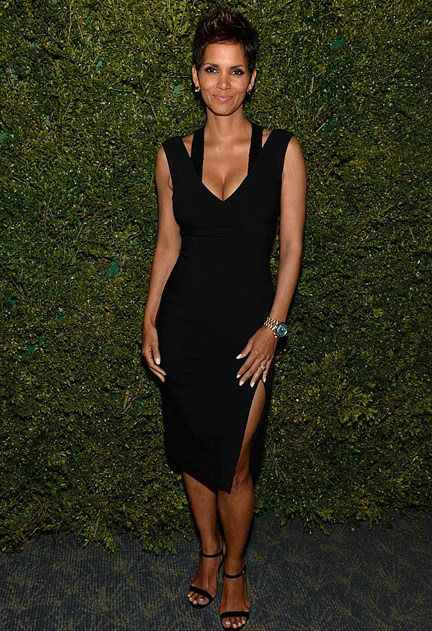 Halle Berry Michael Kors Sheath