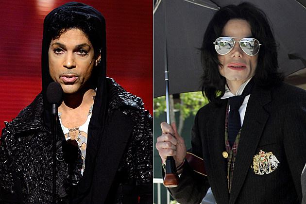 Prince Michael Jackson