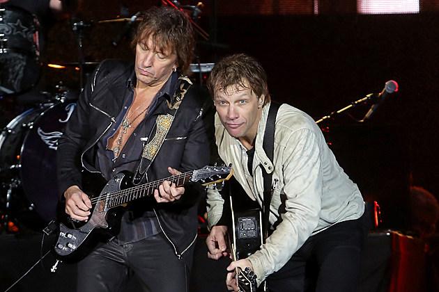 Richie Sambora Bon Jovi Rehab
