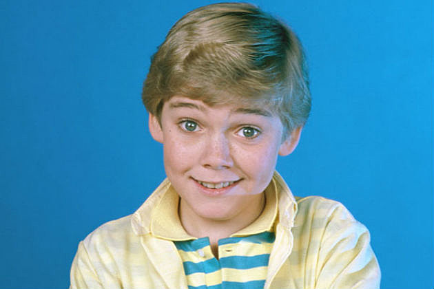 Ricky Schroder Silver Spoons