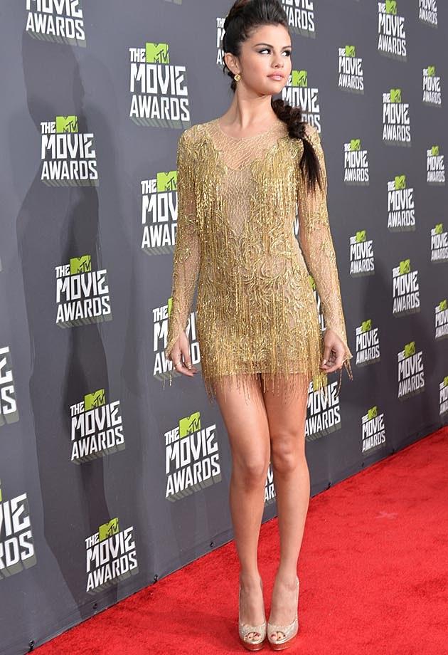 Selena Gomez Julien McDonald