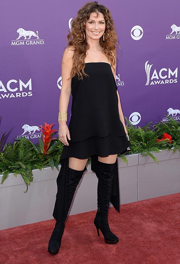 Shania Twain 2013 ACMs