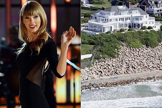 Taylor Swift Rhode Island Home