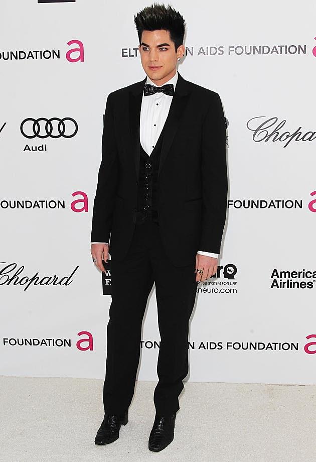 Adam Lambert Tux