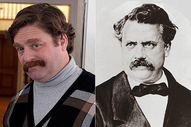 Zach Galifianakis Louis Vuitton