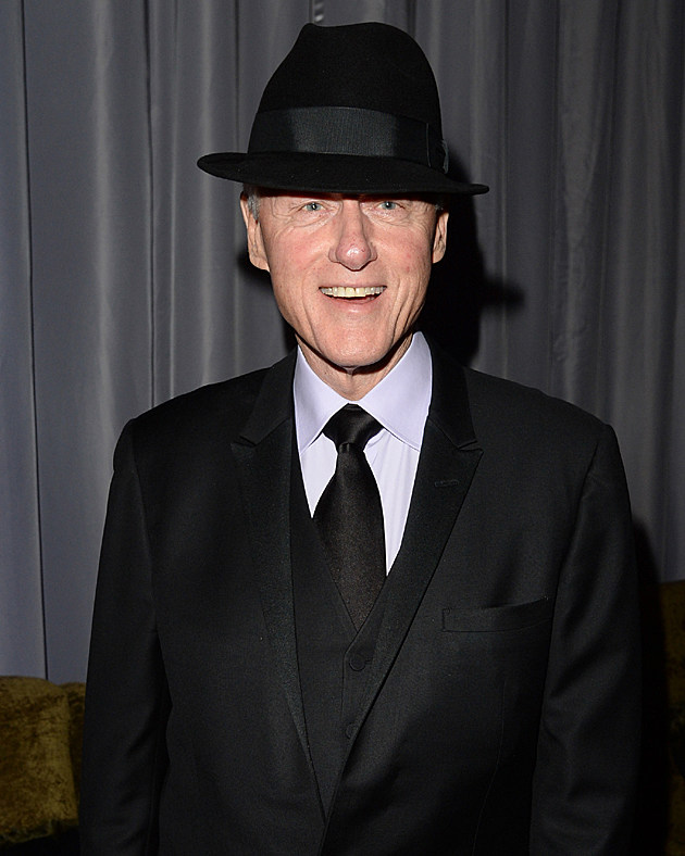 Bill Clinton in a fedora at the GLAAD Awards