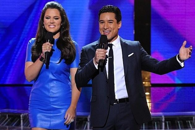 Khloe Kardashian Mario Lopez