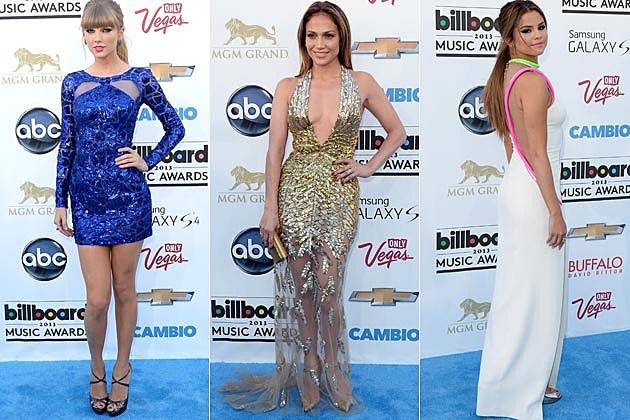 2013 BMAs Best Dressed