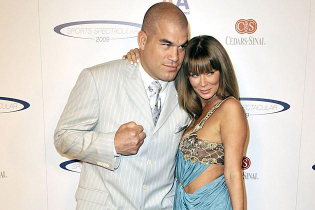 Tito Ortiz, Jenna Jameson
