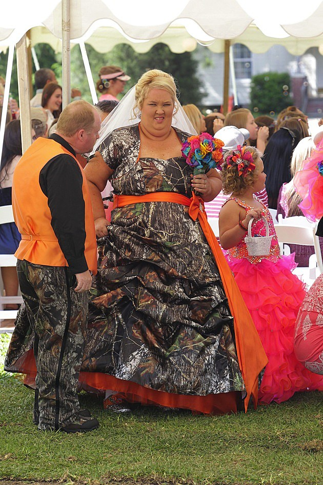 Mama June Sugar Bear