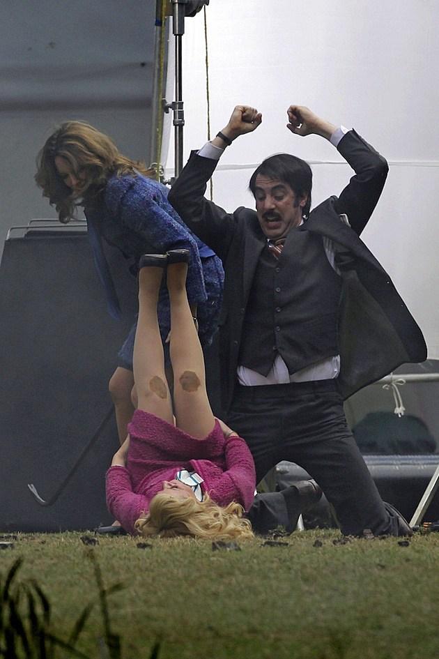 Tina Fey Amy Poehler Sacha Baron Cohen
