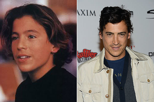 Teen Male Actors From the 90s
