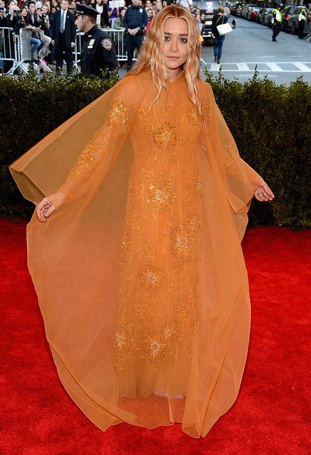 Ashley Olsen 2103 Met Gala