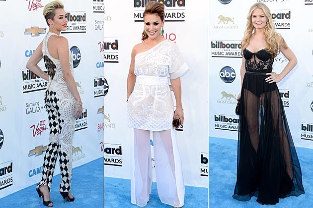 Billboard Music Awards 2013 Worst Dressed