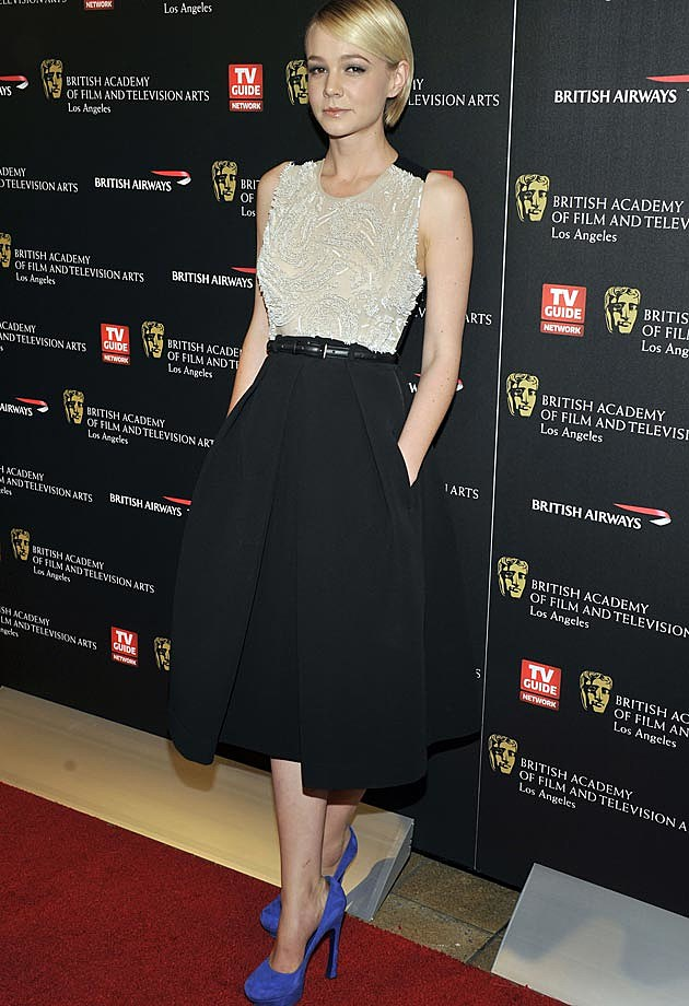 Carey Mulligan BAFTA