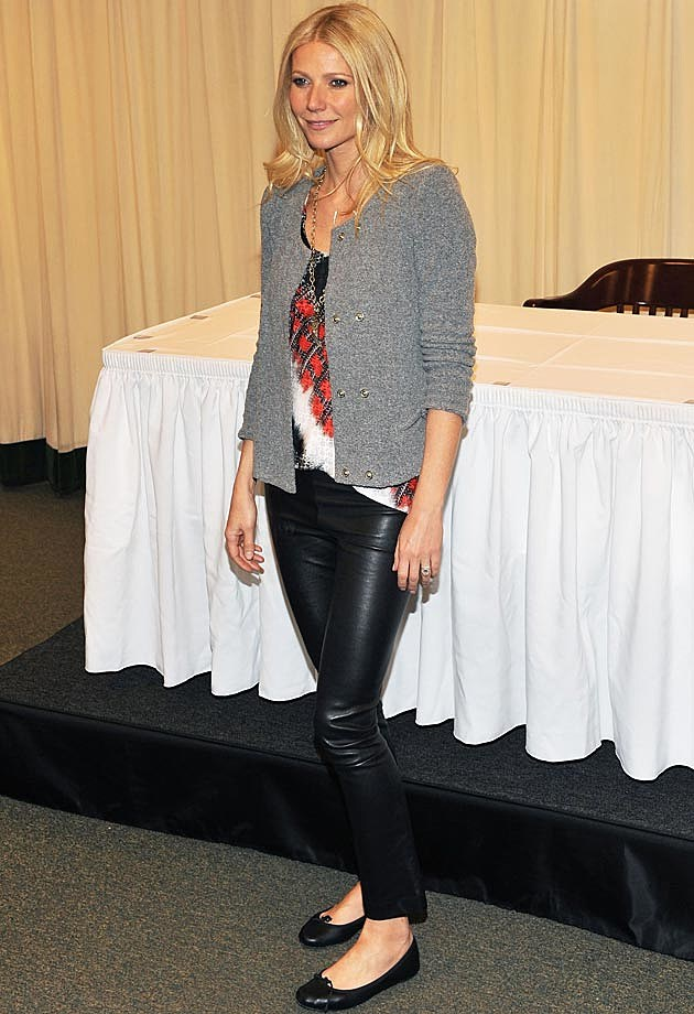 Gwyneth paltrow casual style