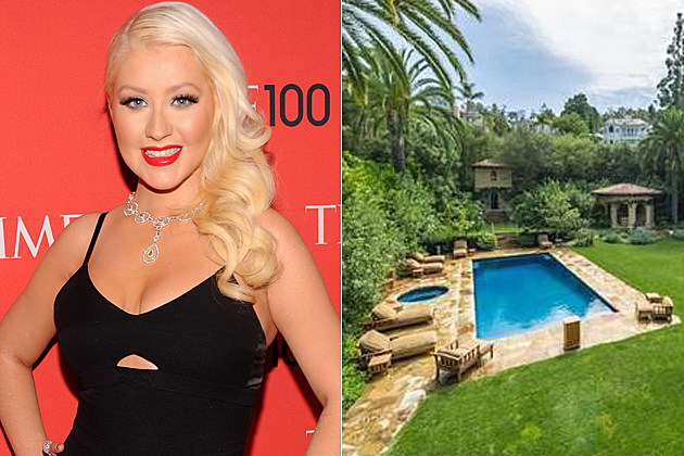 Christina Aguilera Crib