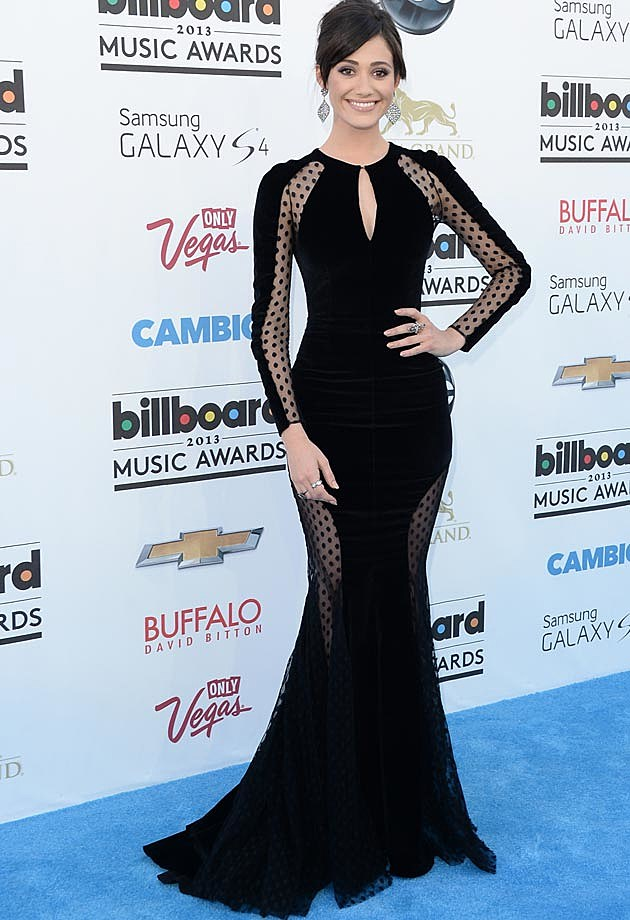 Emmy Rossume 2013 Billboard Music Awards Zuhair Murad