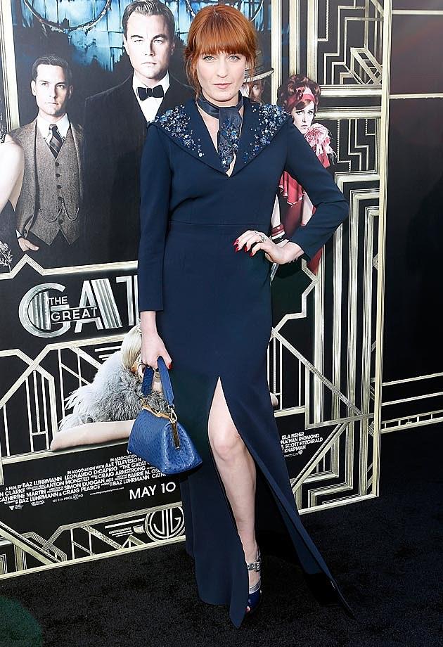 Florence Welch Miu Miu Gatsby