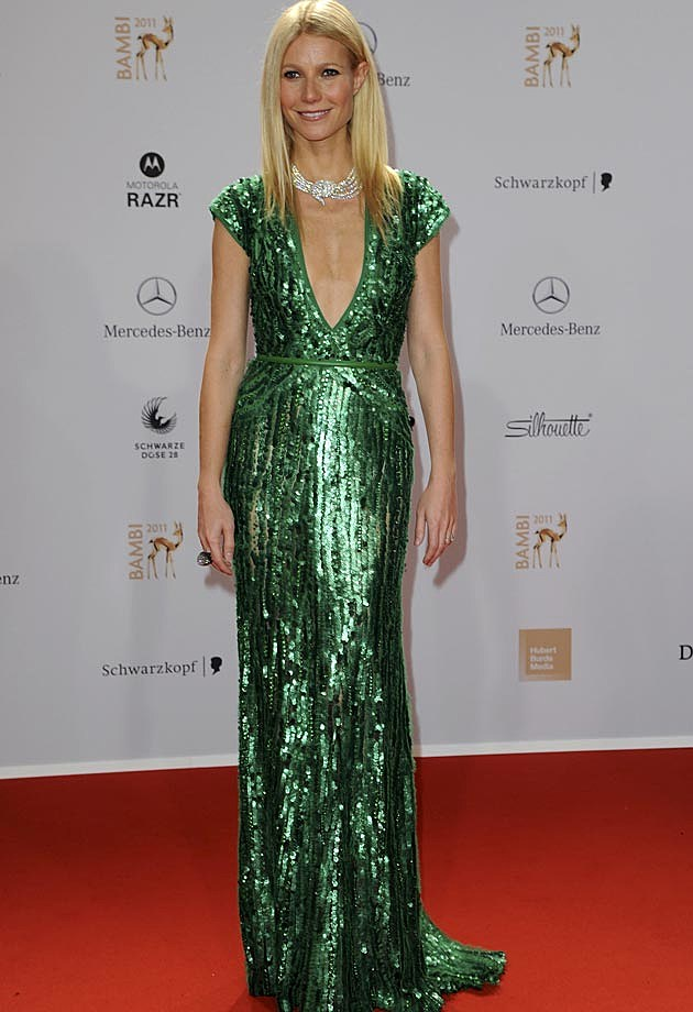 Gwyneth Paltrow Elie Saab