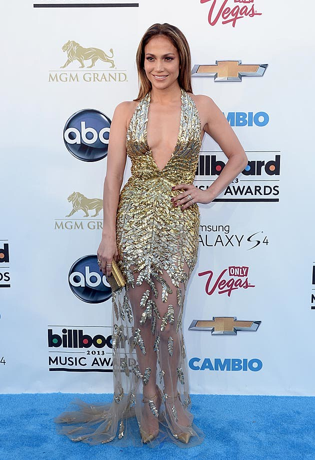 Jennifer Lopez Zuhair Murad 2013 Billboard Music Awards