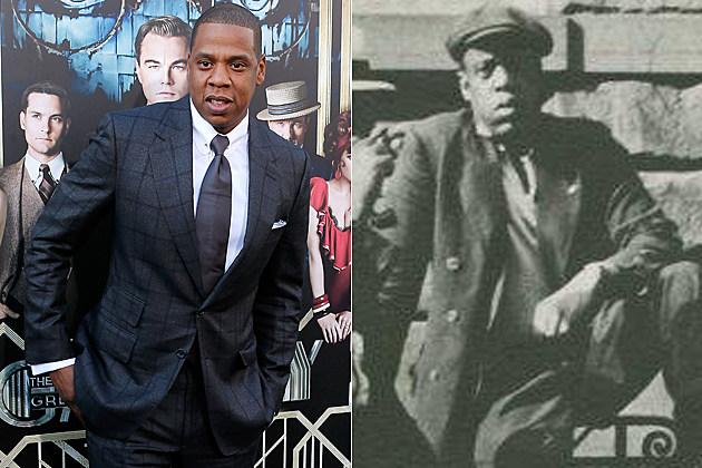 Jay-Z 1930s Harlem Man