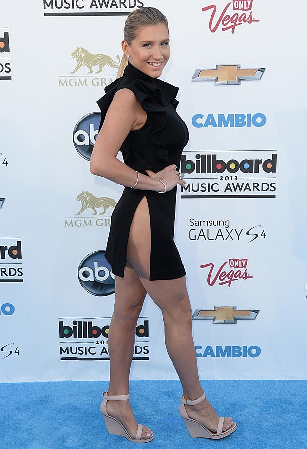 Kesha Givenchy 2013 Billboard Music Awards