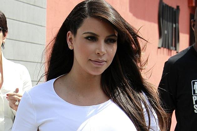 Kim Kardashian Cankles