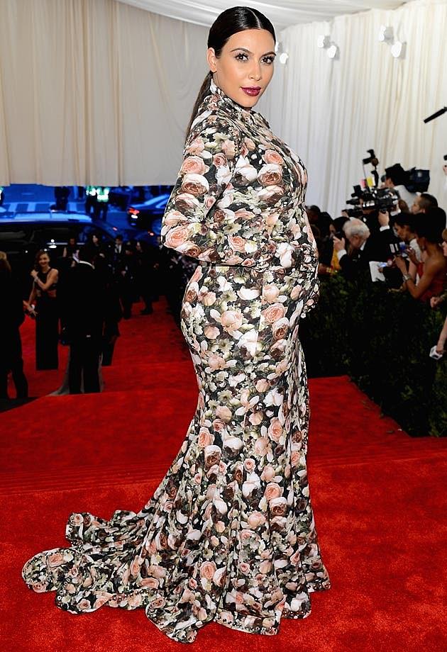 Kim Kardashian Riccard Tisci