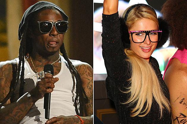 Lil-Wayne-Paris-Hilton