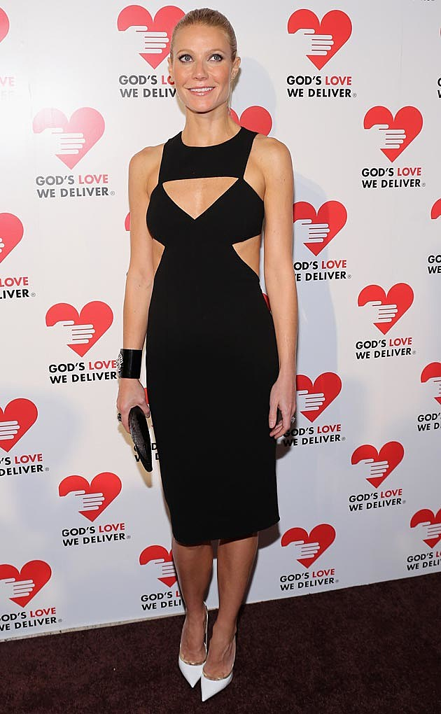 Gwyneth Paltrow Black Michael Kors